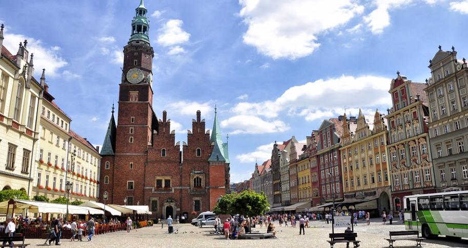 Dlaczego warto pracować we Wrocławiu?